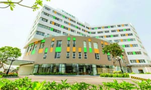 Bệnh viện Vinmec thuộc Tập đoàn Vingroup (ảnh minh họa)